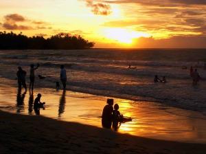 Lokasi Pantai Anyer